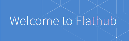 Benvenuti a Flathub
