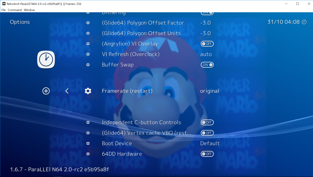Parallel N64 with Multithreaded Angrylion released! – Libretro