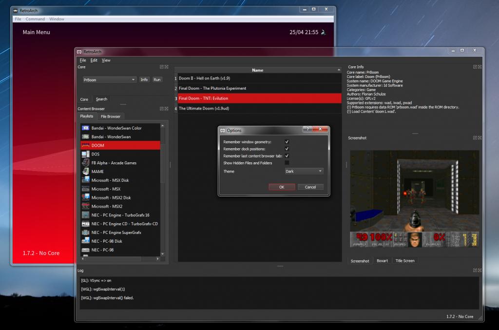 Direct3D11 – Libretro