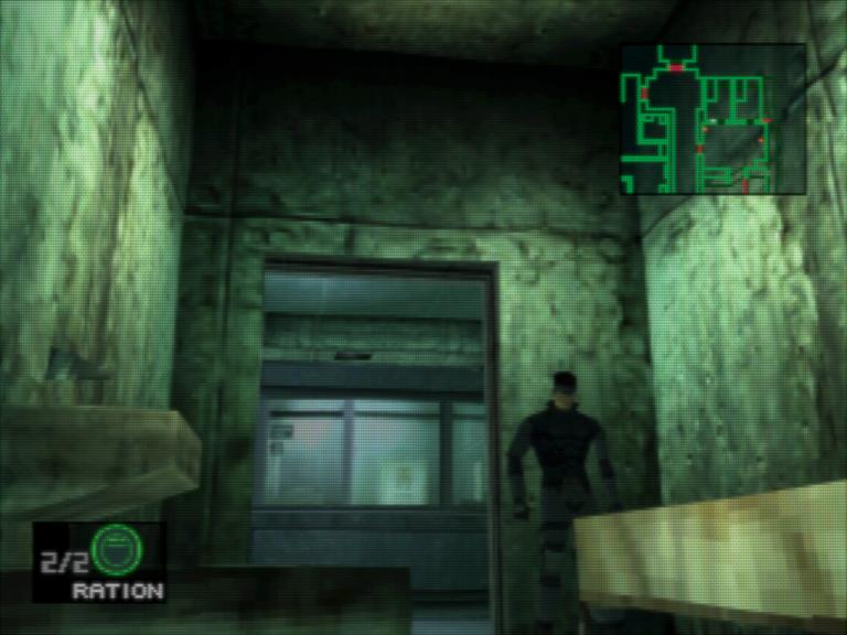 Resident Evil HD (REmake) AI background upscaled mod