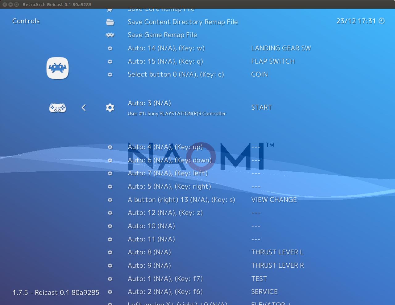 Naomi – Libretro