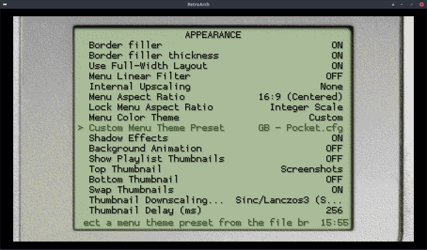 RetroArch 1 7 7 – UI Updates – Libretro